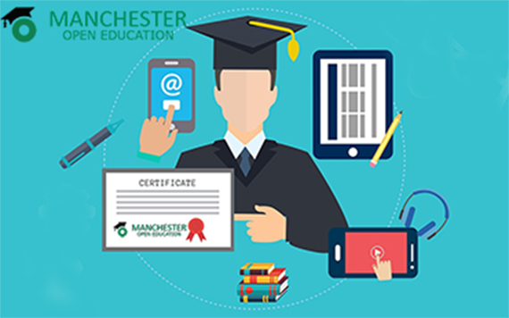 Distance Learning and Open Education gives a student total flexibility.