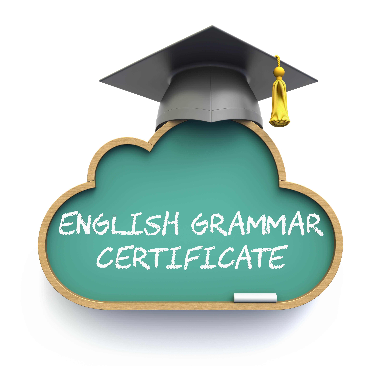 Certificate in English Grammar