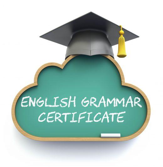 EnglishGrammarCertificate
