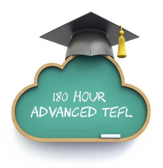 180 Hour Advanced TEFL